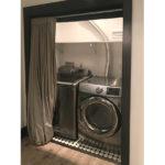 Kitchen Laundry Closet