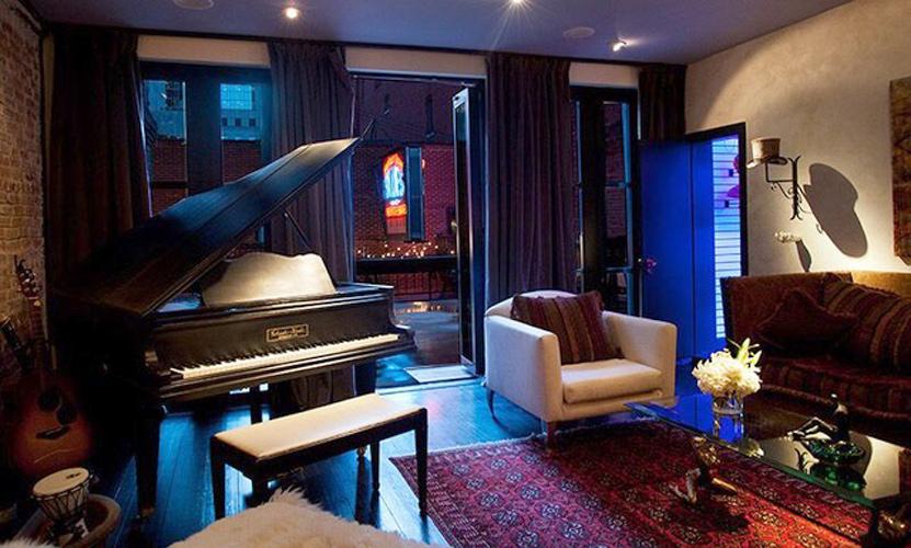 music loft