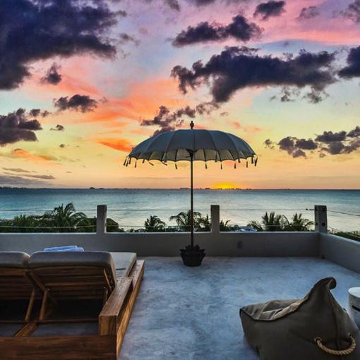 casa kamala isla mujeres mexico luxury rentals