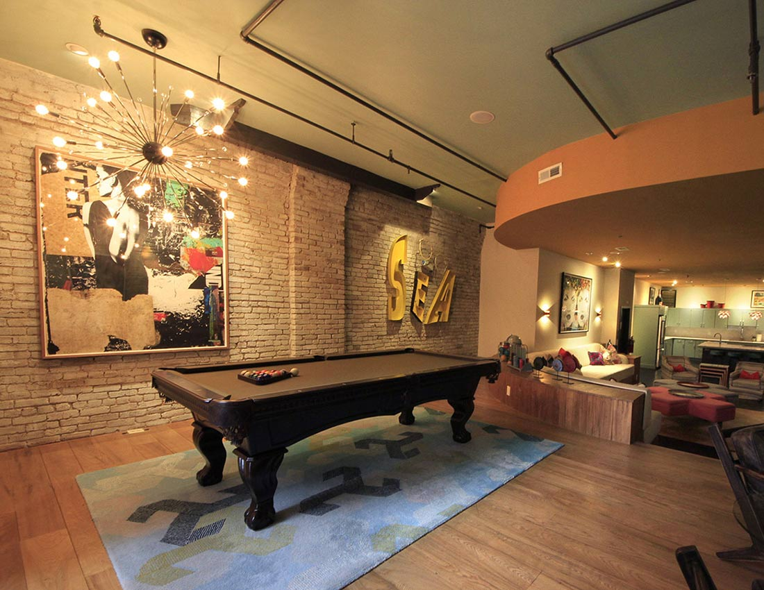 printers alley lofts nashville rental urban loft
