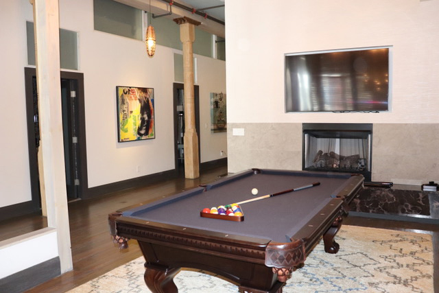 writers loft pool table printers alley nashville