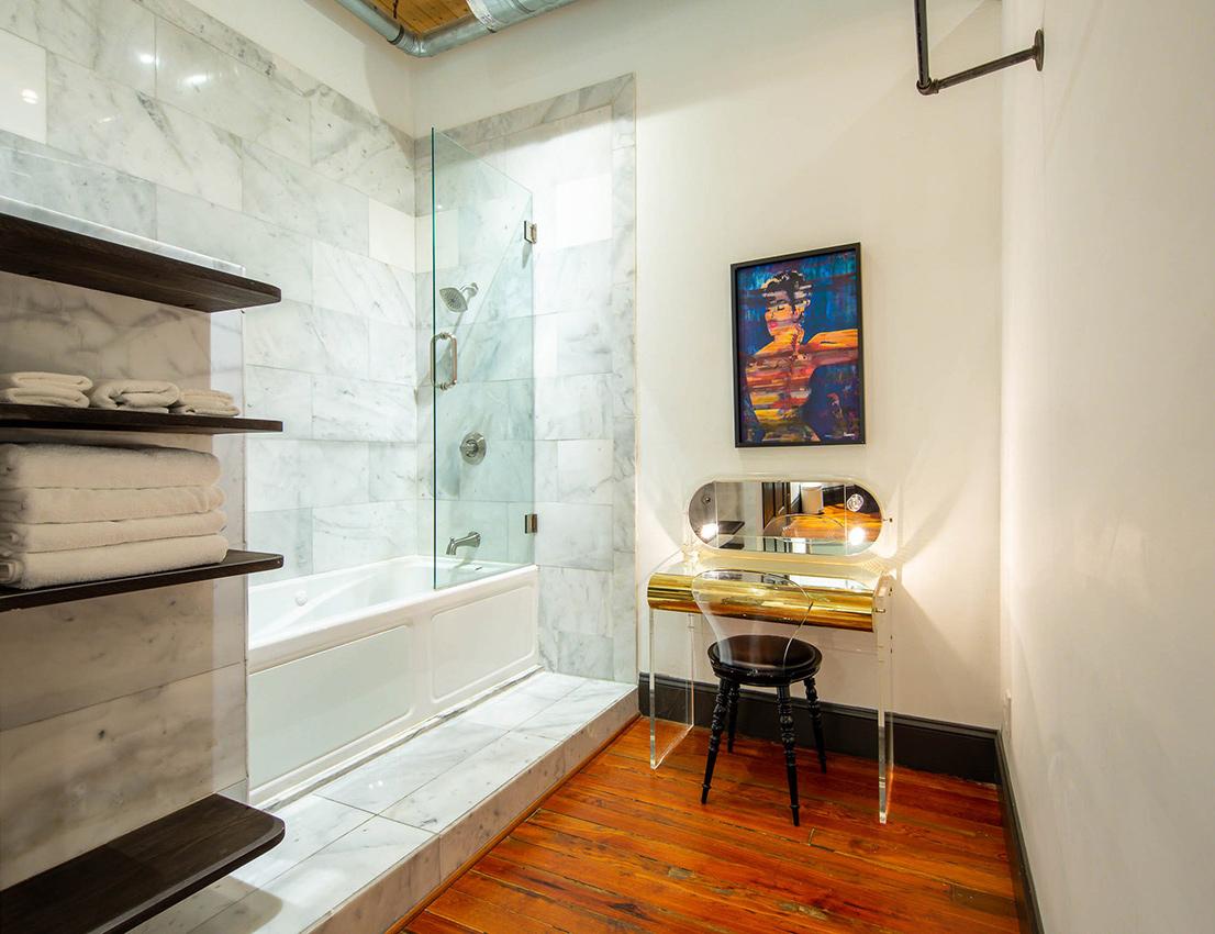 printers alley lofts suite loft nashville tn